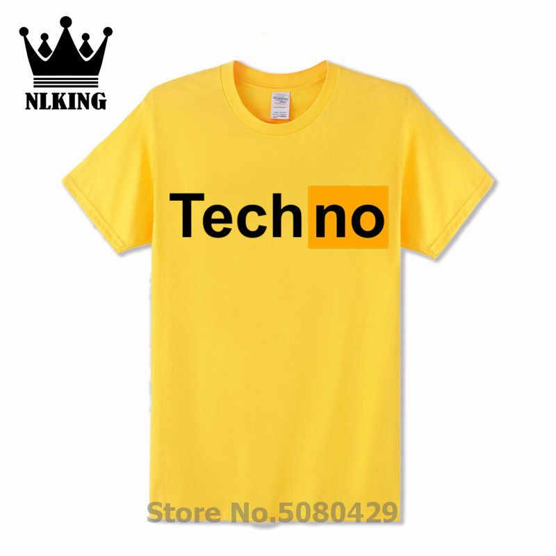 Забавная футболка для мужчин, топы с принтом, футболки JIU JITSU t-Shir Techno Hub, 2 буквы, хлопок, рукав, юмористический стиль, футболка с логотипом Jiu Jitsu