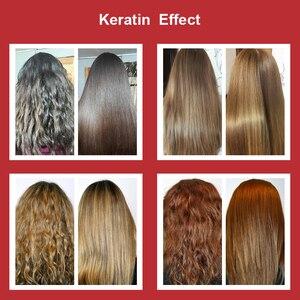 Image 3 - PURC 8% Формалин кератин Бразильский кератин Лечение 100 мл Очищающий Шампунь Уход за волосами делает выпрямление волос сглаживающим
