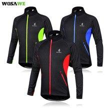 Jacket Sportswear Clothing Windbreaker Bicycle Thermal-Cycling-Jacket Mountain-Bike Fleece