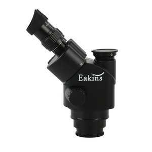 Image 3 - 3.5 90X Continuous Zoom Simul Focal Trinocular Stereo Microscope 36MP Camera Vidoe C Mount Adapter Phone PCB Soldering Repair