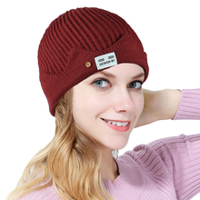 Women New Wool Cap Role-playing Crown Knit Hat Men and Women Autumn and Winter Warm Knit Hats Hedging Cap Ski Caps