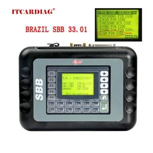 SBB 33.01 Brasil Auto Key Prog