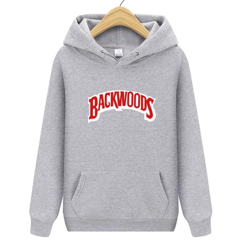 Fashion 2020 New Hoodie Men's Autumn And Winter Hip Hop Hoodie Pullover Streetwear Backwoods Hoodie Sweatshirt Clothing