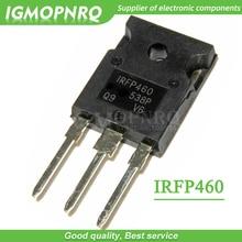 10 adet IRFP460PBF IRFP460 500V N Kanal MOSFET TO 247 Yeni Orijinal Ücretsiz Kargo