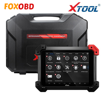 Xtool PS90 PRO Heavy Duty Diagnostic Tool For Car and Truck OBD2 Key programmer Odometer ADJUSTMENT Update Online With Wifi/BT
