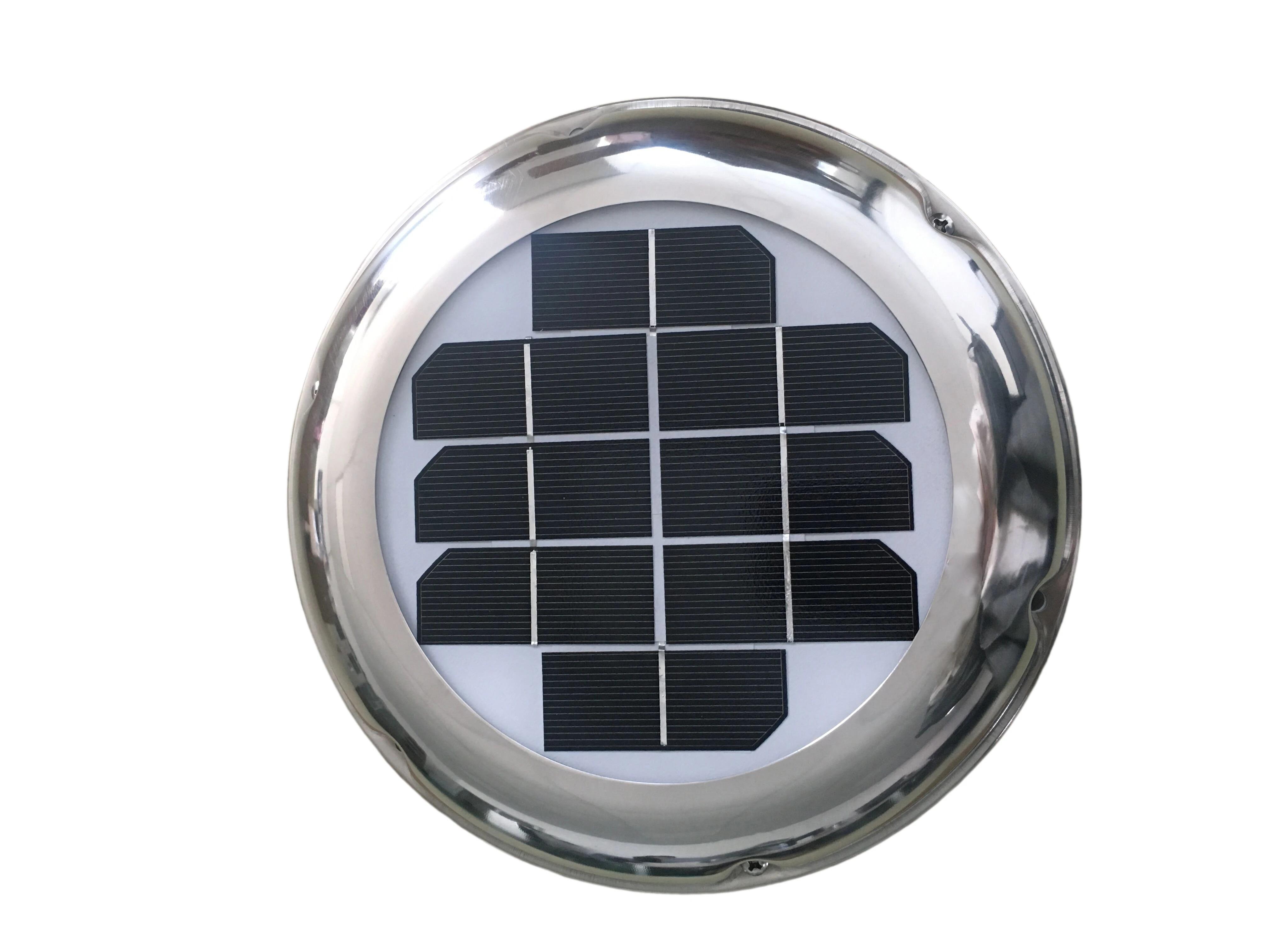 2 5w solar roof ventilator vent fan waterproof exhaust intake battery f120mm for caravan boat green house rv motorhome