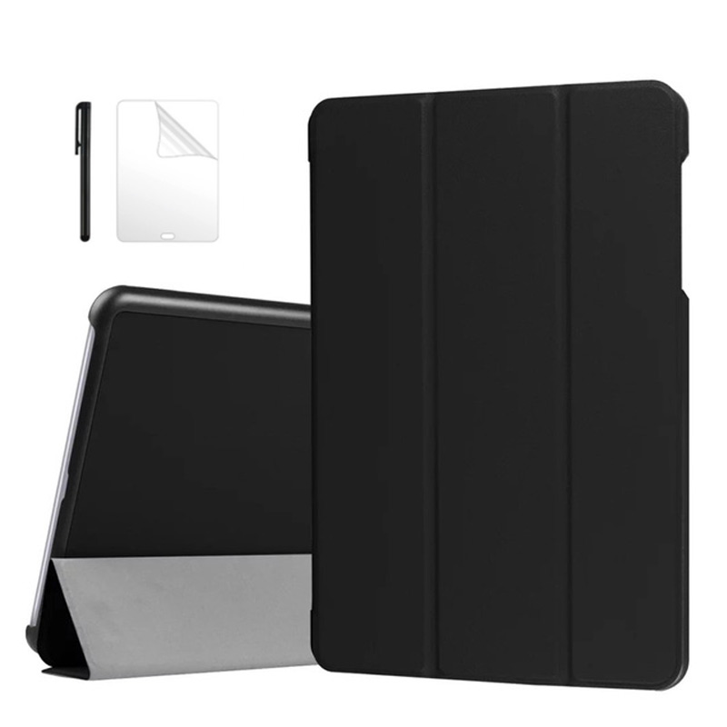 Smart Flip PU Leather Case For Asus ZenPad 3S 10 Z500M 9.7 Inch Stand Cover For Asus Z500m Protective Tablet Cases +FilmPen