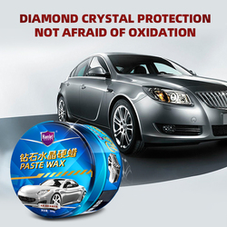 Paint Booth for Cars Diamond Solid Ice Car Wax Basevs Coating  Protection and Anti Oxidation Excellent Waxing Shinning