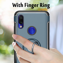 Ring Adsorption the Case for Xiaomi Redmi Note 7 4X 4 Global 4A on Xiomi 5 6 Pro Cover Protector