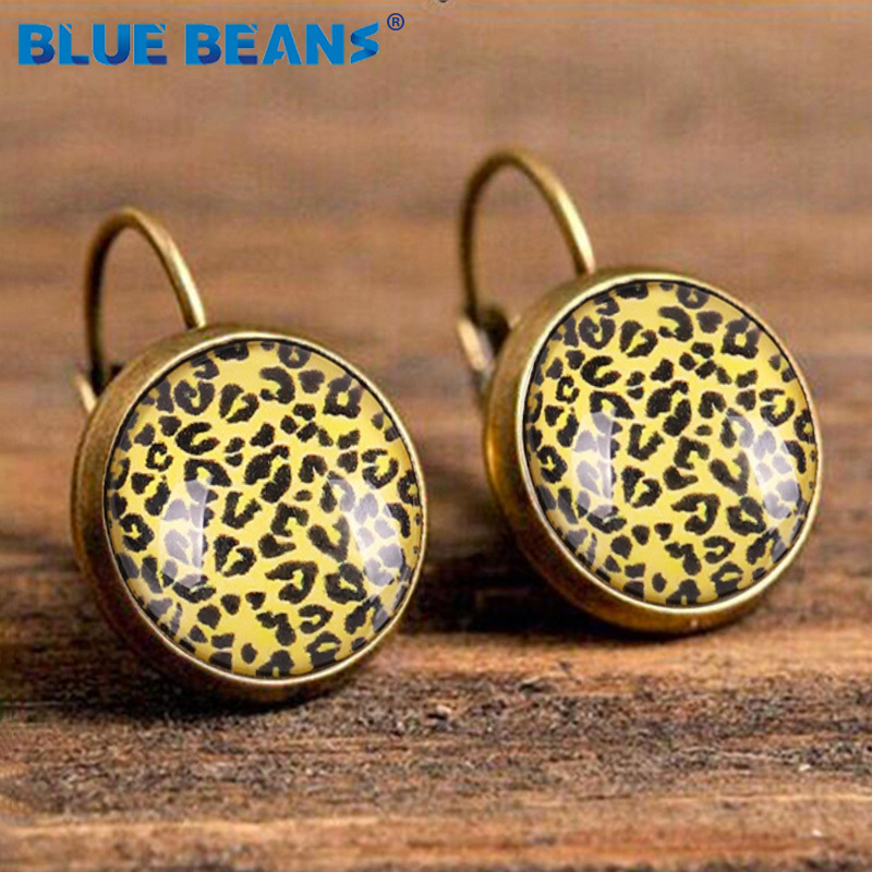 H8da471aa1486476a81ae53d0f26f2605m - Small Earrings Stud Women Star Earing Jewelry Punk Vintage Leopard Boho Fashion Bohemian Luxury Gifts Geometric Elegant Earring