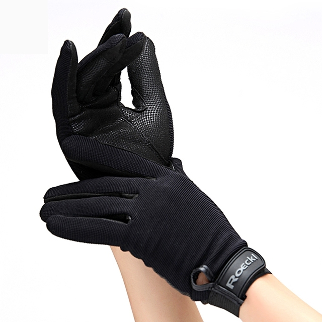 Horse Riding Gloves By Exquisite Design Sport Racing  3