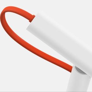 Image 2 - Stokta Xiaomi Akıllı LED Masa Lambası Karartma Okuma Işığı WiFi Desklight masa lambası 4 Aydınlatma Modları App Kontrolü Telefon App