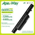 Apexway 11 1 В 6cell батарея для Clevo C4500BAT-6 C4500BAT 6 B4100M C4500 C4500BAT6 B4105 B5100M B5130M W150 W240C W240HU W250H