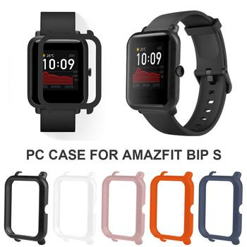 TPU Protective Case For Amazfit Bip S / Bip Watch Protector Cover Frame For Xiaomi Huami Amazfit Bip Lite 1S / Bip2 Bumper Shell bapick full cover soft tpu bumper for xiaomi amazfit bip case smart watch screen protector for amazfit bip s case accessories
