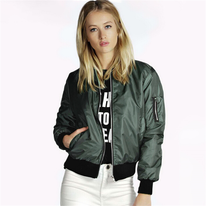 Jacket   Female   Jackets   Outwear Women Summer Coats Long Sleeve   Basic     Jackets   Bomber Thin Women's 2019 Fashion Windbreaker   Jacket