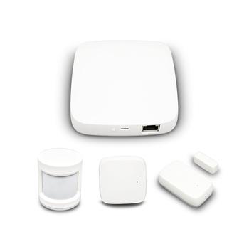 Tuya Zigbee Hub maison intelligente capteur PIR capteur de porte capteur de...