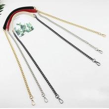 Women's bag accessories shoulder belt leather chain decompression one oblique across plus strap
