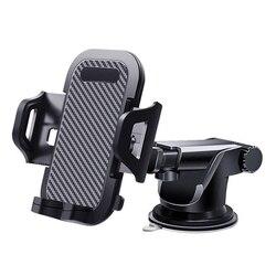 One-touch Painel Ventosa Suporte Do Telefone Do Carro Ventosa Suporte Suporte Do Telefone Móvel Celular Titular GPS No Carro de Montagem acessório