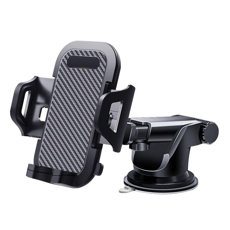 One-touch Suction Cup Car Phone Holder Dashboard Windshield Cell Support Mobile Phone Stand GPS Holder In Car Mount Accessory