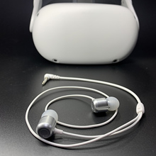 Vr-Earphones 2-Gaming-Headsets Quest 2-Vr-Accessories High-Quality for Oculus Earhook