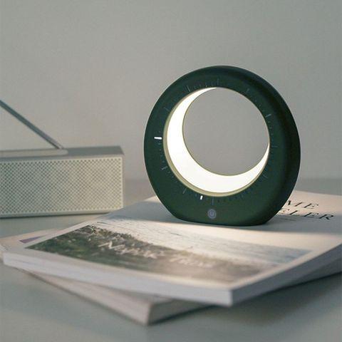 noite sensor de toque escurecimento usb carregamento cabeceira wake luz