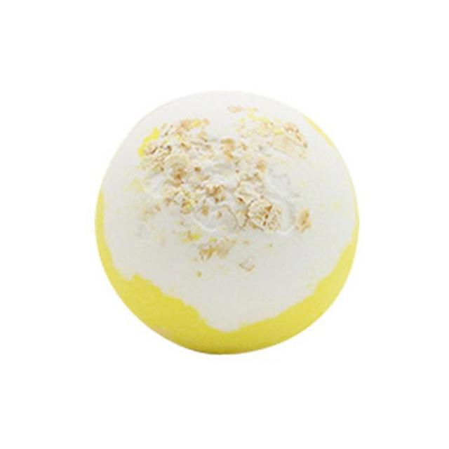 Bath Salt Ball Lightness and Portability No Space Occupy Ease Shower Bomb Bubble Moisturize Exfoliating Soap Essential Oil 3