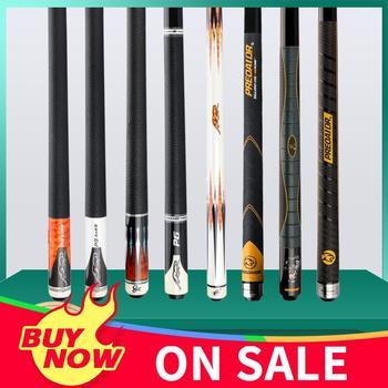 PREOAIDR 3142 Z2 Single Butt Fit Uni-lock Joint Billiard Pool Cue Stick Cue Kit Billar Cue Kit Nine Ball Black 8 China