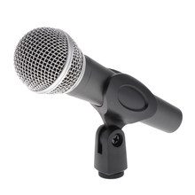 Cardioid Vocals Karaoke Dynamic Wired Microphone Podcast KTV Microfone(China)