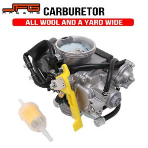 Image 1 - دراجة نارية ATV مركبة محرك المكربن لهوندا Sportrax TRX400X EX TRX400XEX 1999 2008 TRX400X 2009 2010 2011 2012 2013 2014