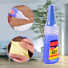 Newly Industrial High Viscosity Superglue Strong Bond Instant Quick Dry Glue 20g TE889