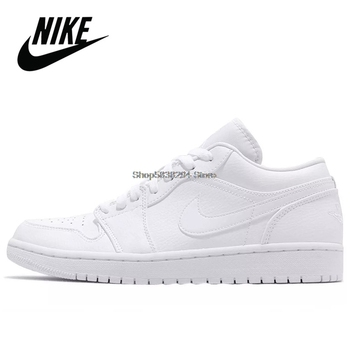 Фото - Nike Air Jordan 1 Low Shattered Backboard Low Top Retro High Women Original Low Aj1 Men Basketball Shoes Women #AJL88 кроссовки air jordan 11 retro low