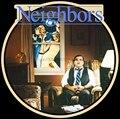 80 Belushi комедийные классический соседи художественная изготовленный на заказ футболка Любой Размер какого-либо Цвет