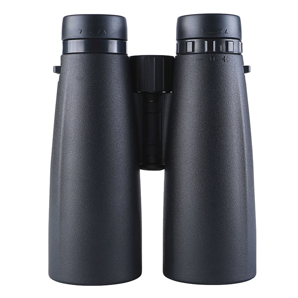 Tools : Original Maifeng 12x50 Binoculars Field Watch Professional Powerful Telescope Portable HD Waterproof Hunting bak4 FMC Optic Lens