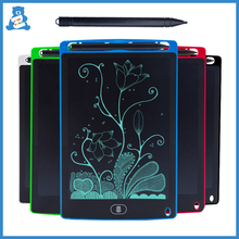 Drawing-Board Writing-Tablet Electronic Notepad Digital Colorful Kids LCD