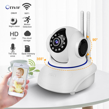 IP Camera Baby Camera  720P Wireless Mini Camera  Home Security Two Way Audio Night Vision CCTV WiFi Camera Baby Monitor