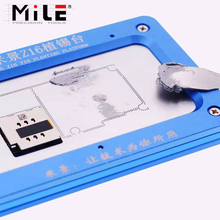 Mijing Z13 Z15 Z16 BGA Reballing Kit Set Tin Planting jig Fixture for iPhone X XS MAX XR 11 11 PRO Max PCB Motherboard Repair