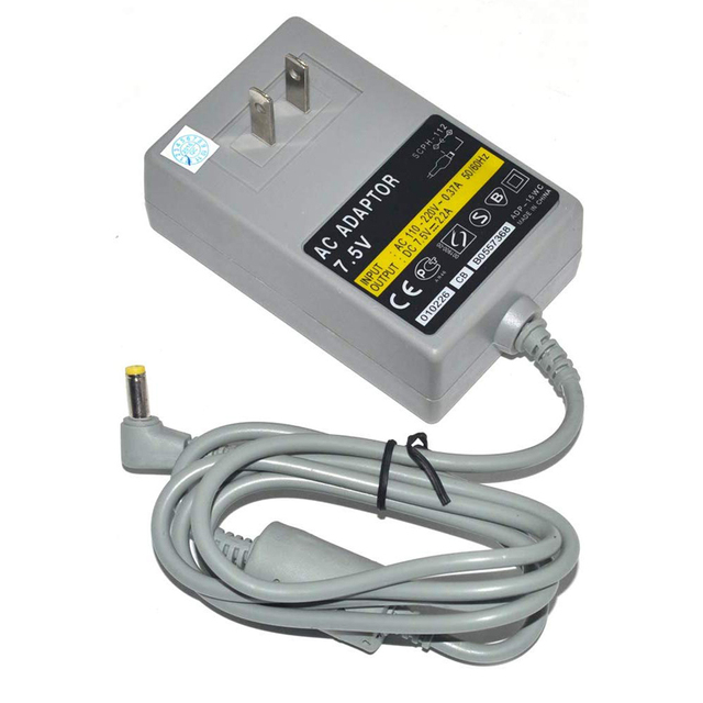 Di alta qualità Per PS1 Accessori Per PS1 PSONE Fuoco Trasformatore di Alimentazione del Caricatore Bovini Domestici