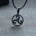 Triskelion Symbol Pe...