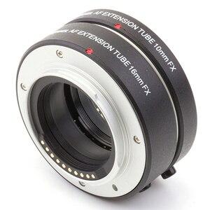 Image 5 - Pixco otomatik odak makro uzatma tüpü için uygun Fujifilm FX X A5 X A20 X A10 X A3 X A2 X A1 X T2 X E3 X E2S kamera