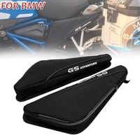 Bolsa lateral para equipaje de motocicleta, portaequipajes impermeable para viaje, para BMW R, 1200, GS, R1250GS, LC, ADV, 2003-2012, F750GS, F850GS