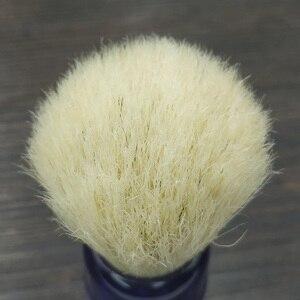 Image 3 - Dscosmetic brocha de afeitar con nudos cerdas de jabalí, 26MM, con mango de resina