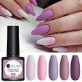 UR SUGAR 7,5 мл Цвет: фиолетовый, розовый, гель матовый лак для ногтей Цвета! Полупостоянная био-Гели Soak Off УФ светодиодный гель-Маникюр) Лаки нейл-...