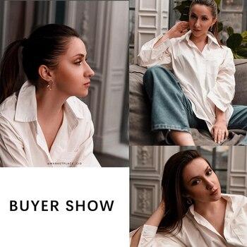 Autumn Winter New Brown Earrings Vintage Matte drop Earrings for women Metal Fashion Statement Dangle Earring 2020 Trend Jewelry 2