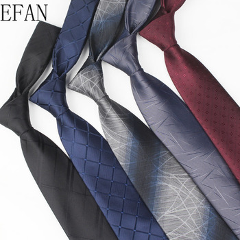 New Solid Color Red Blue 8CM Width Black Ties for Men Jacquard Woven Silk Neck Tie Suit for Formal Party Wedding Ties цена 2017