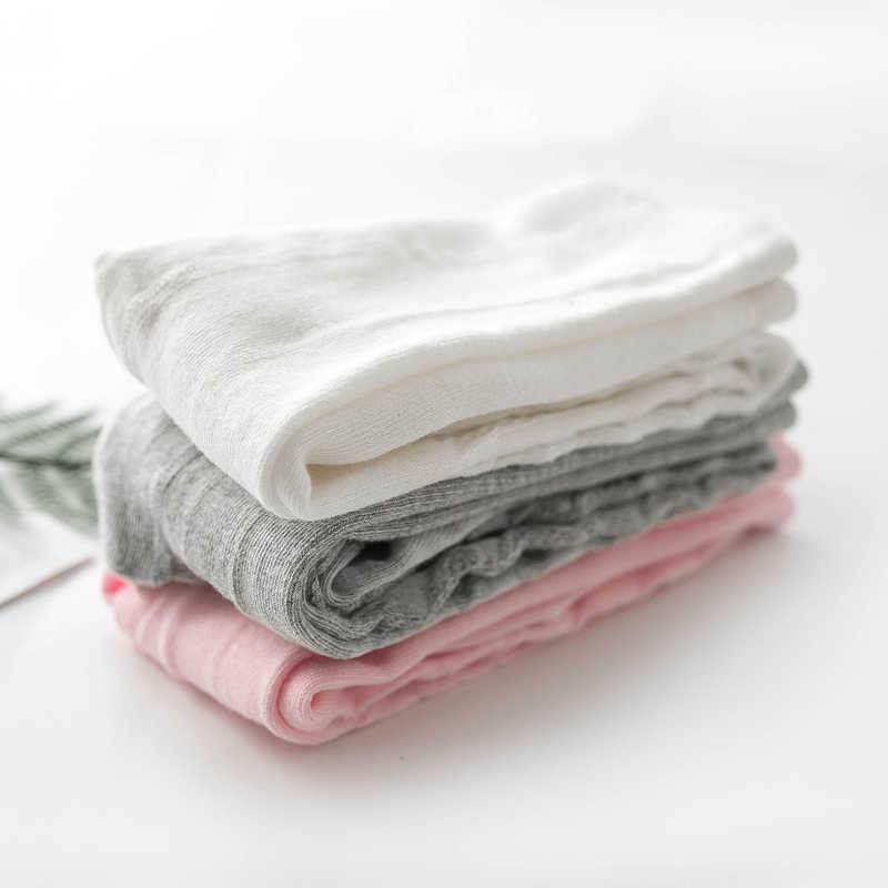 0-6 yrs algodão respirável meia-calça para a criança meninas primavera verão outono bonito do bebê meninas malha cabo malha collants para crianças