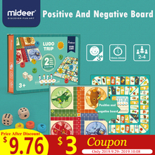 MiDeer Children's Board Game Flying Chess Swan chess Multi-functional Early Education Double-sided Board Game Educational Toys children s 16 in 1 multi function board game board game parent child puzzle early education chess toys children s gifts