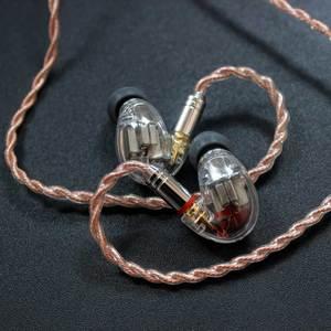 Image 4 - DIY SE846 Kulak Kulaklık 5BA Dengeli Armatür 10 Sürücü Birimleri HIFI Stereo Spor Gürültü Iptal Kulaklık Kablosu