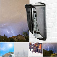 Wasserdichte Abdeckung Für Drahtlose Türklingel Smart Tür Glocke Ring Chime Taste Sender Werfer Schwere Regen Schnee Hause Schützen Werkzeug