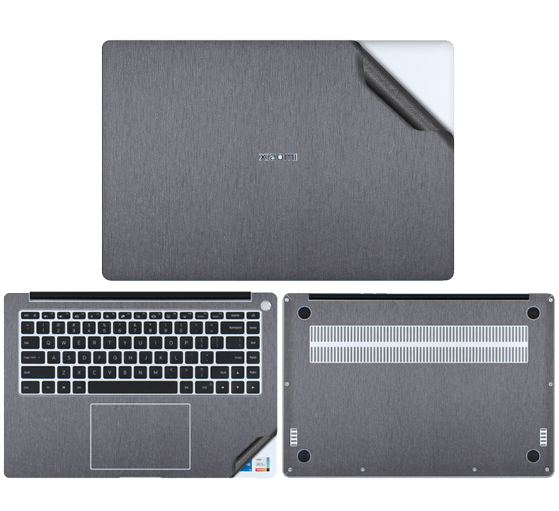 pro 15 2021 sólido pvc notebook adesivos