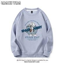LAN XI YAN Advanced White Sweater Women